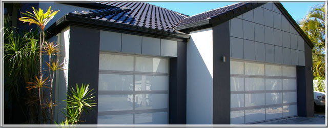 Residential & Capital Doorworks | Customer/Designer Garage Doors