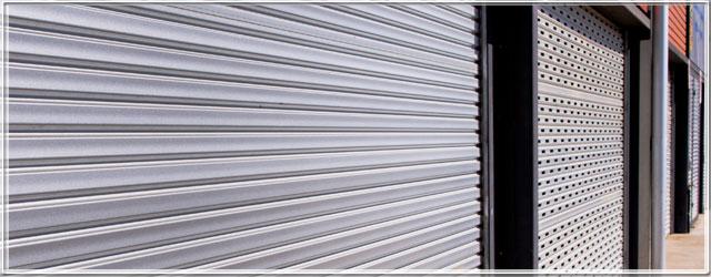 Capital Doorworks Industrial Roller Doors